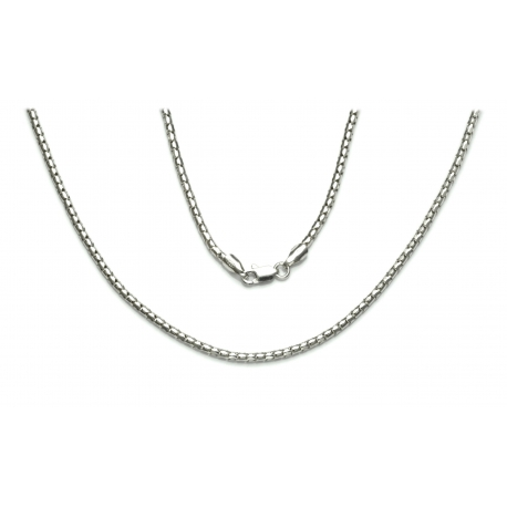 Łańcuszek COREANA 2,5mm 50cm srebro 925 GRATIS