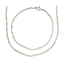 Srebrny Komplet MARGARITA 1,5mm srebro pr. 925