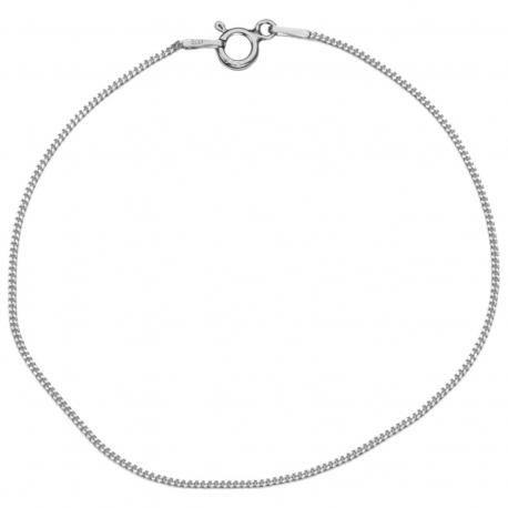 Bransoletka ANKIER 18cm srebro 925